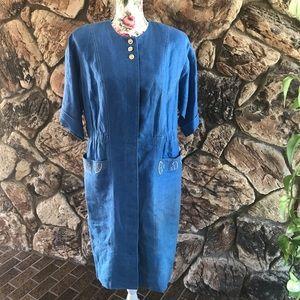 RARE Louis Feraud Vintage Dress